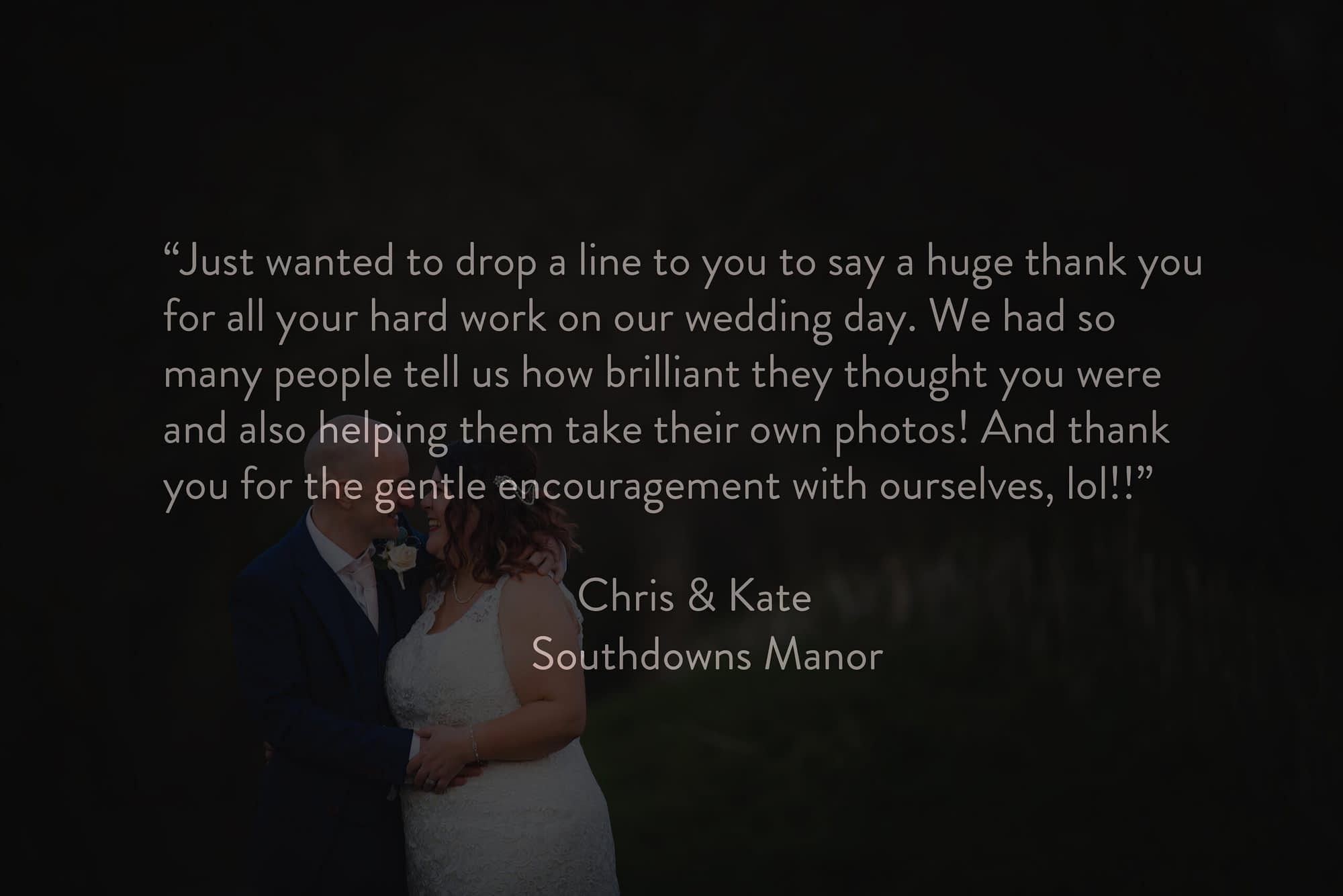 written SUCH photography review