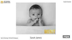merit baby portrait winner